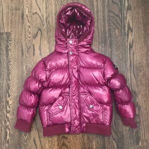Appaman Girls Down Filled Puffer Jacket 4T